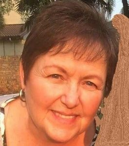 Team member Lucille Hitchens