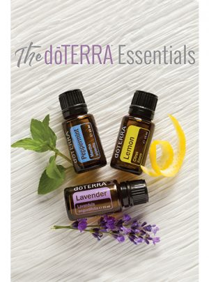doTERRA Essentials Booklet Single Members/Whsl R137.00